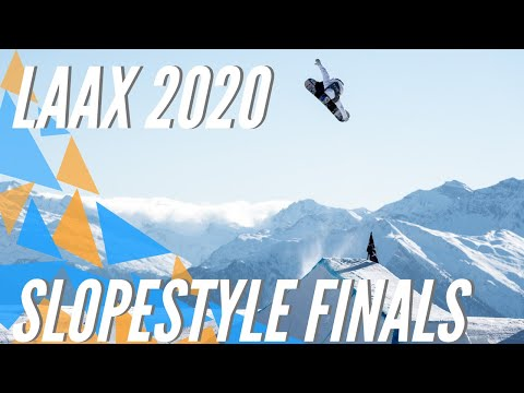 LAAX OPEN 2020 - Best of Slopestyle