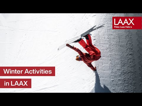 Offering something for every taste | LAAX Winter Moments