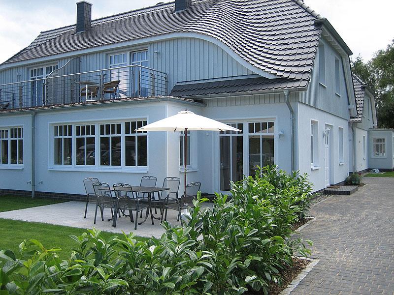 Ferienhaus Sundevit 2 mit Terasse