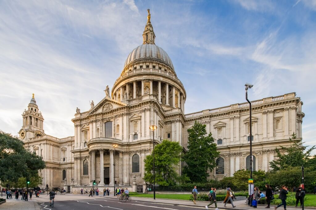St Paul's cathedral | © visitlondon.com/Jon Reid