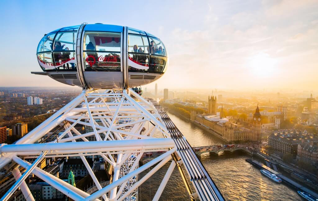 London Eye | © visitlondon.com/Jon Reid