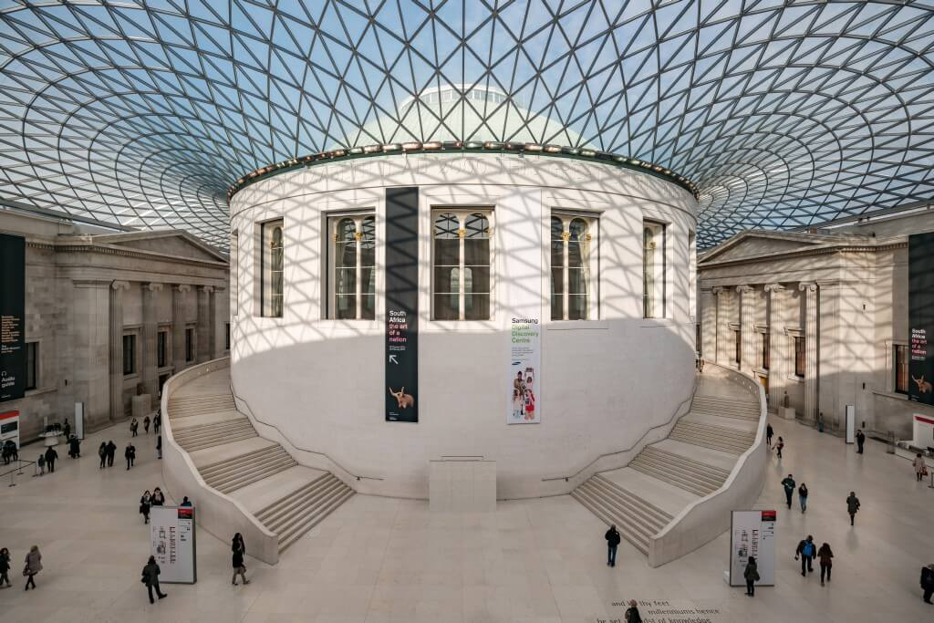 The British Museum | © visitlondon.com/Jon Reid