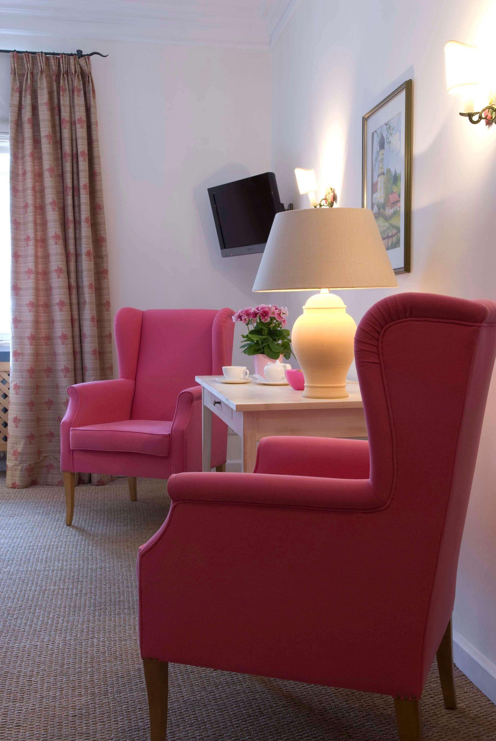 Beispiel Gasthofzimmer | @linaundhans