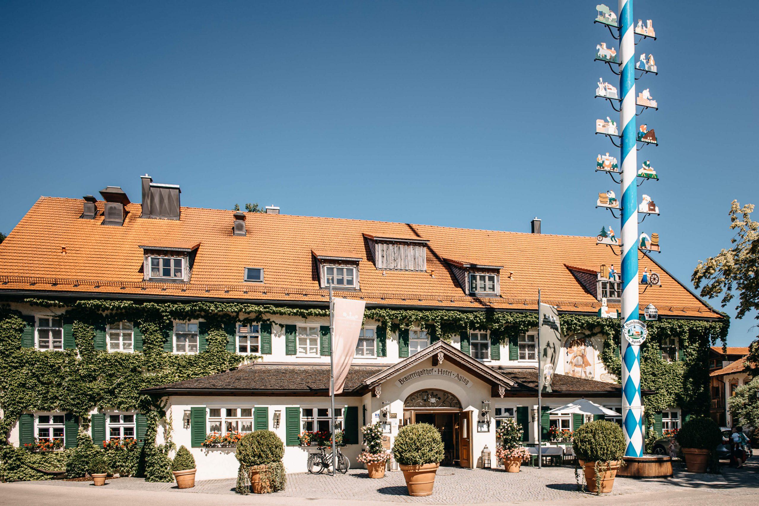 Brauereigasthof Hotel Aying | @linaundhans