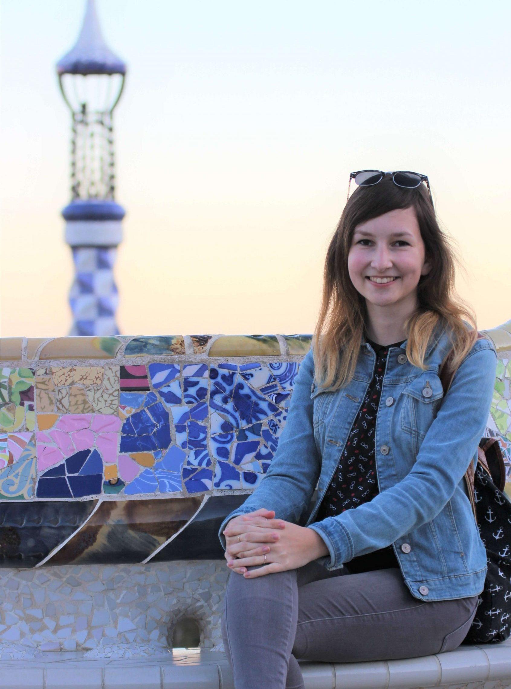 Für Sie unterwegs in Barcelona - Vanessa Bürgel