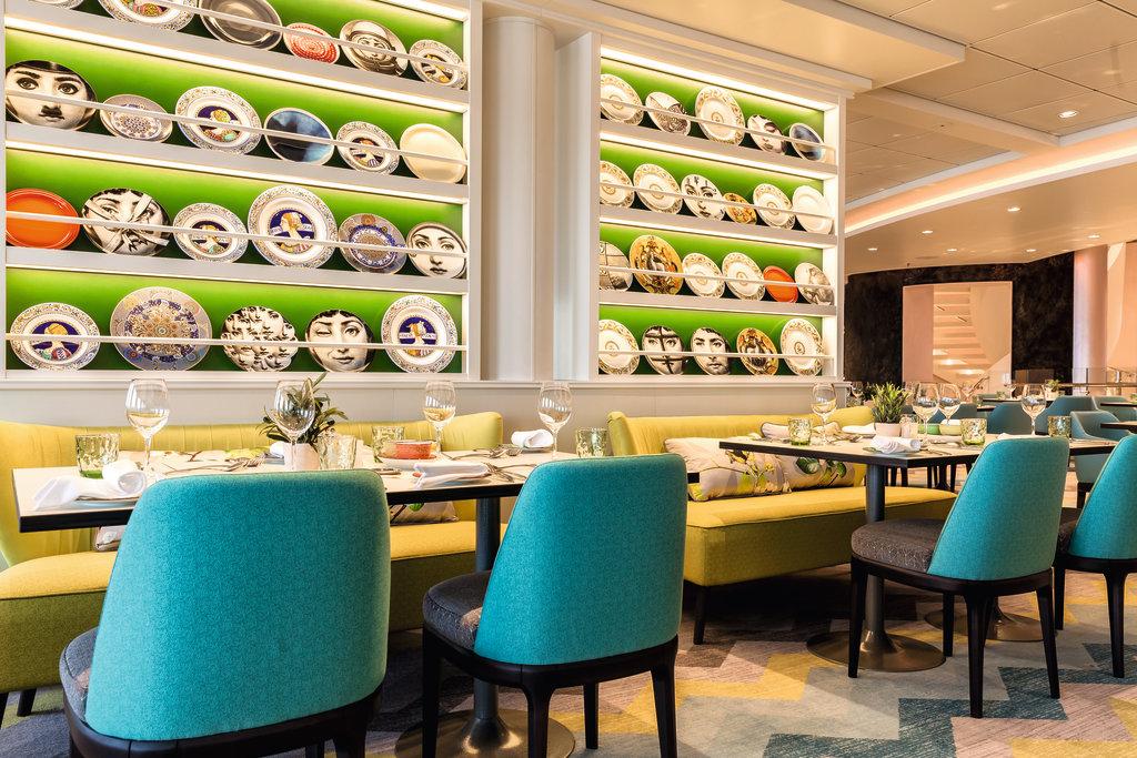 Atlantik – Mediterran Restaurant | ©TUI Cruises GmbH