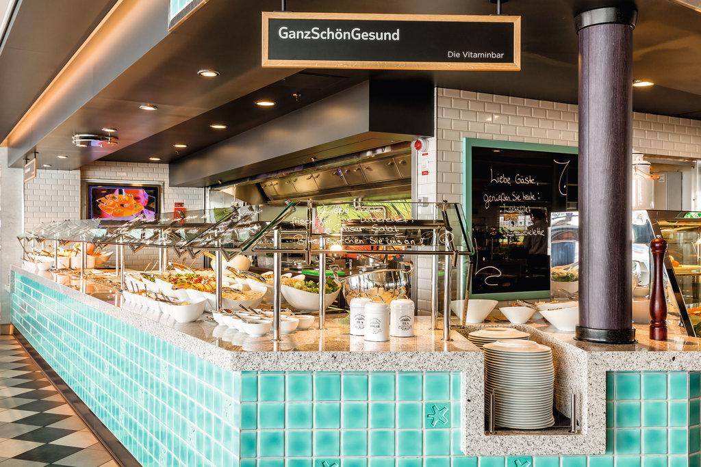 Anckelmannsplatz – Buffet-Restaurant | ©TUI Cruises GmbH