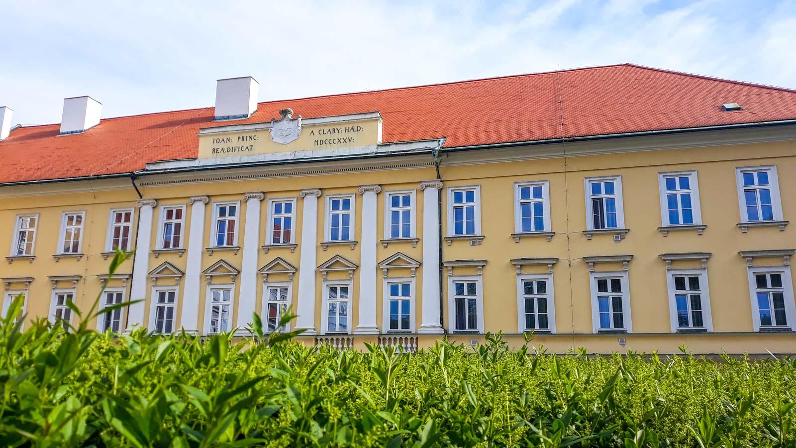 Schloss Teplitz