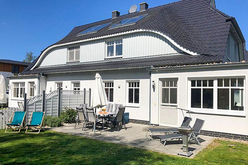 Ferienhaus Sundevit 3 mit Terasse