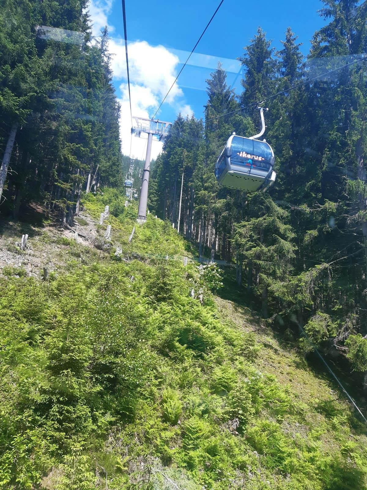 Bischlinghöhe mit Ikarusbahn