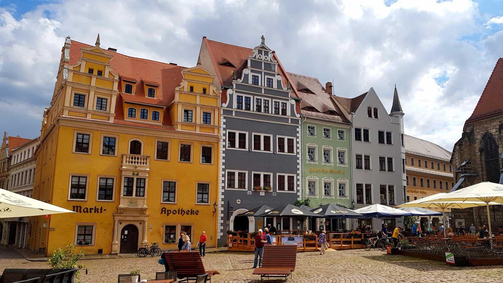 Marktplatz Meißen
