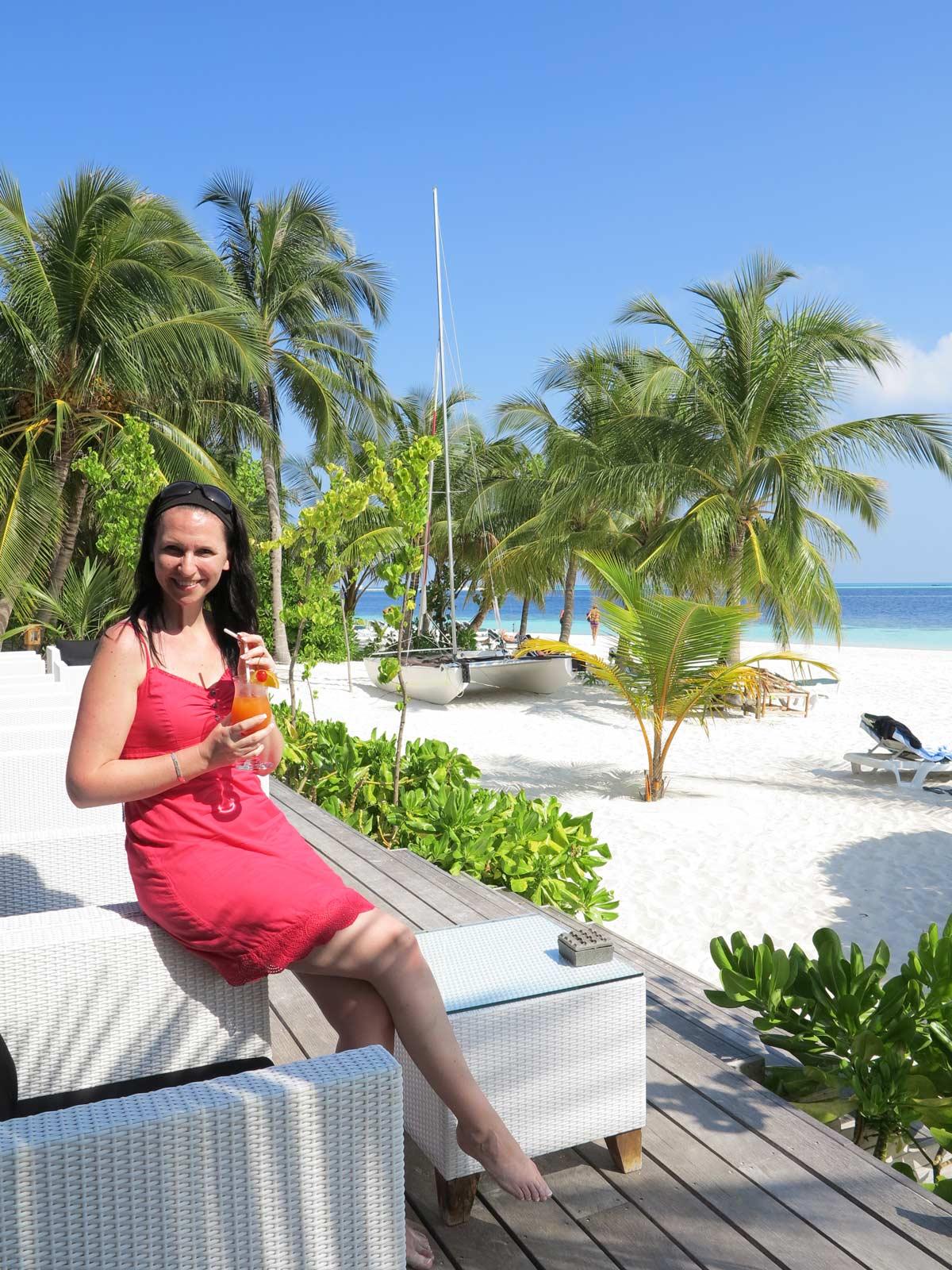 Für Sie unterwegs auf den Malediven - Claudia Müller
