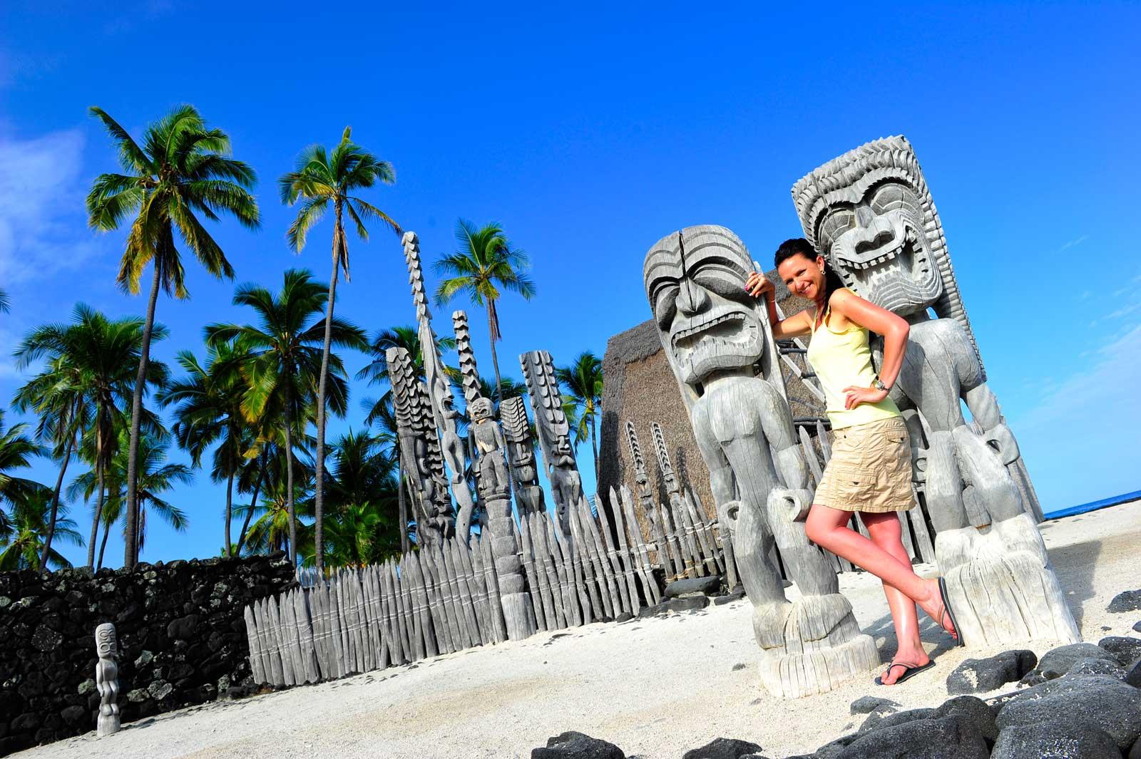 Für Sie unterwegs auf Hawaii - Claudia Müller