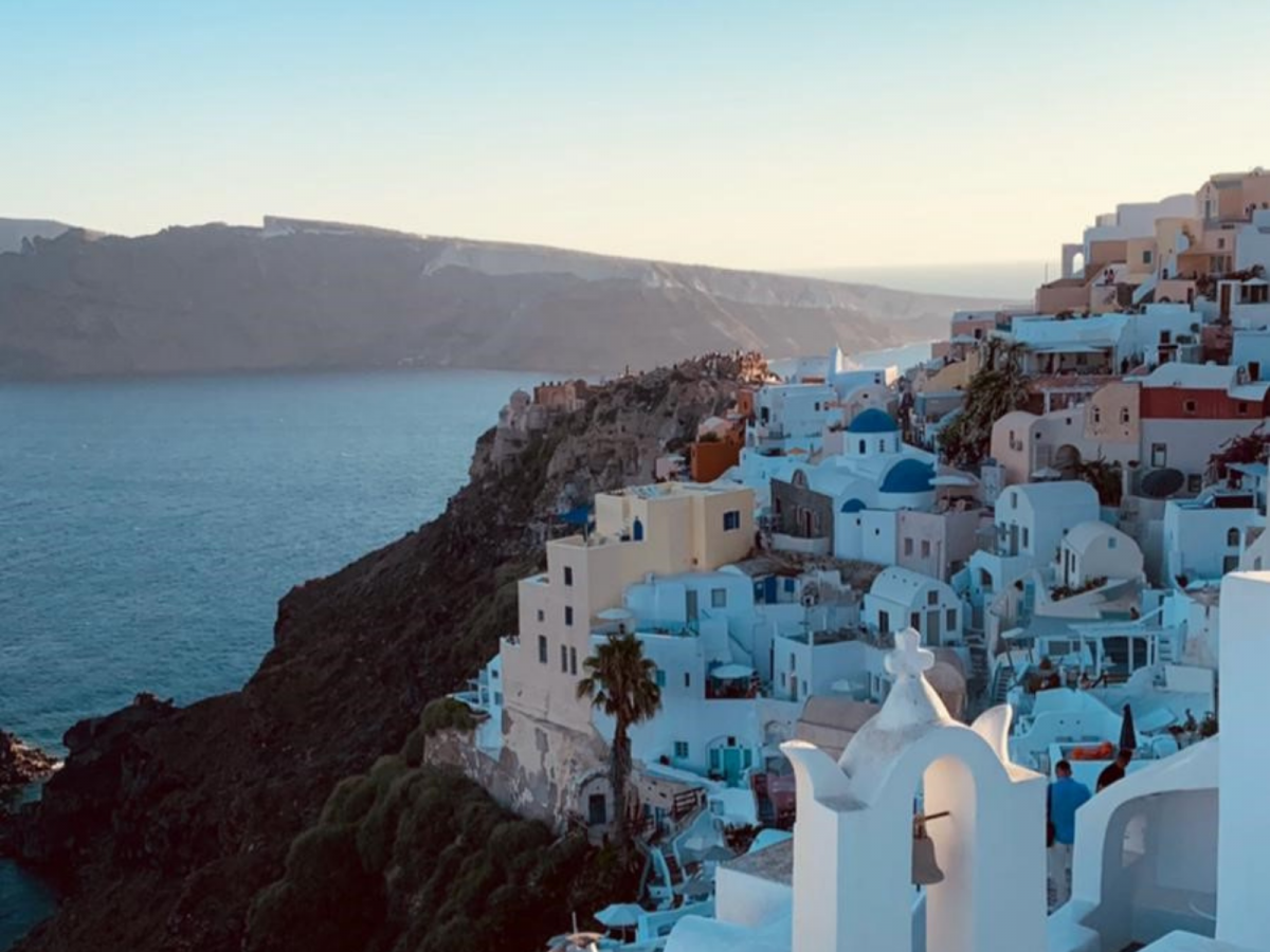 Kundenfeedback Griechenland Santorini