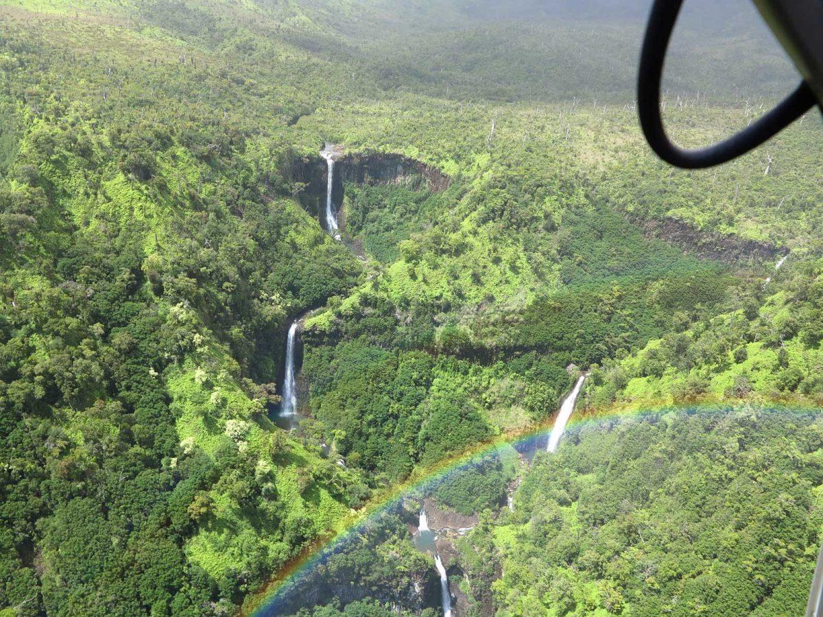 Doors Off Heliflug Kauai