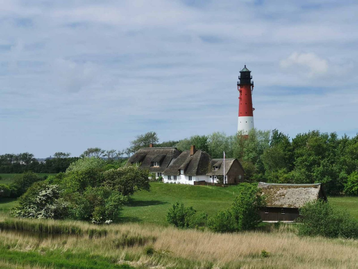 Leuchtturm in Pellworm