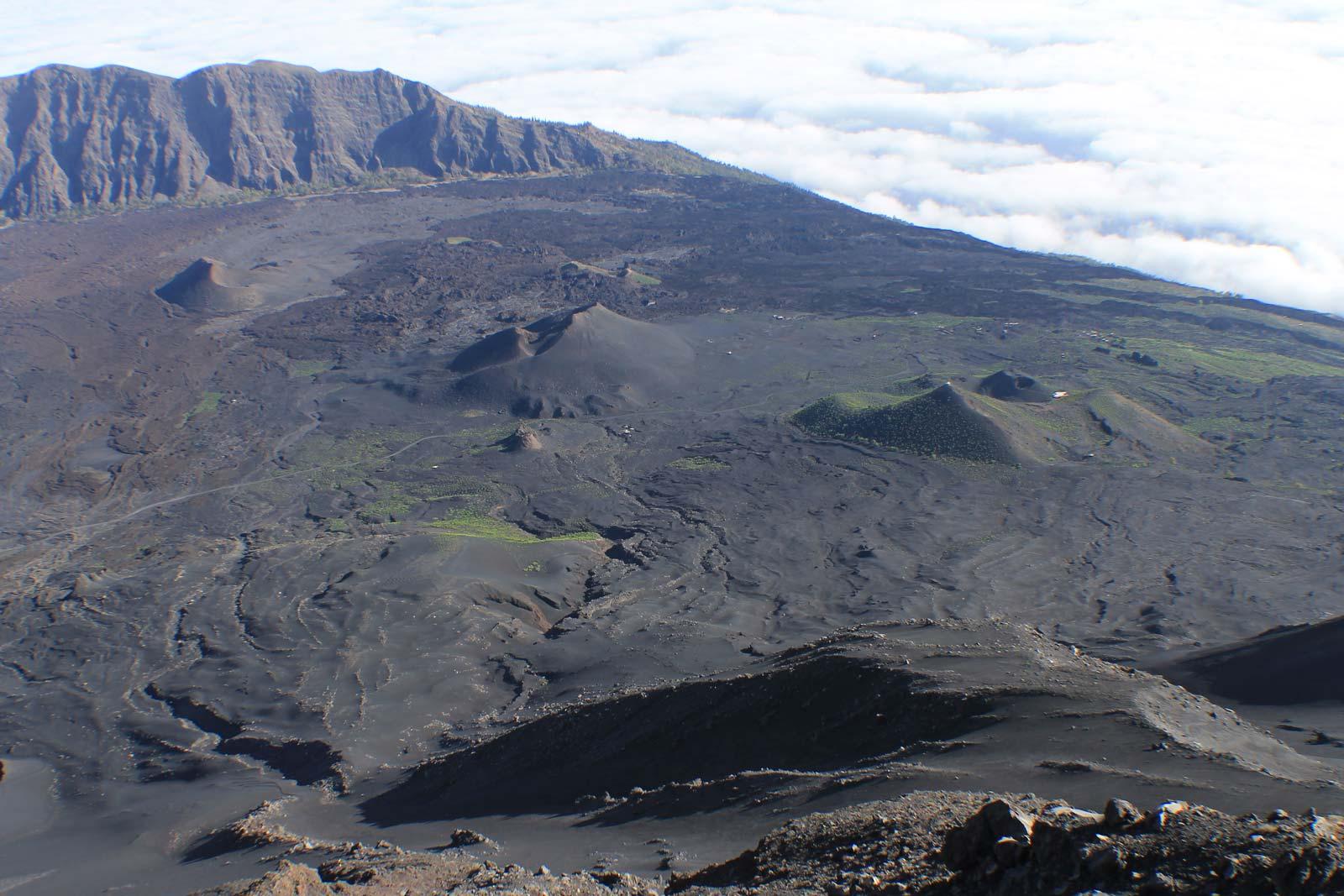 Unterwegs auf dem Pico de Fogo