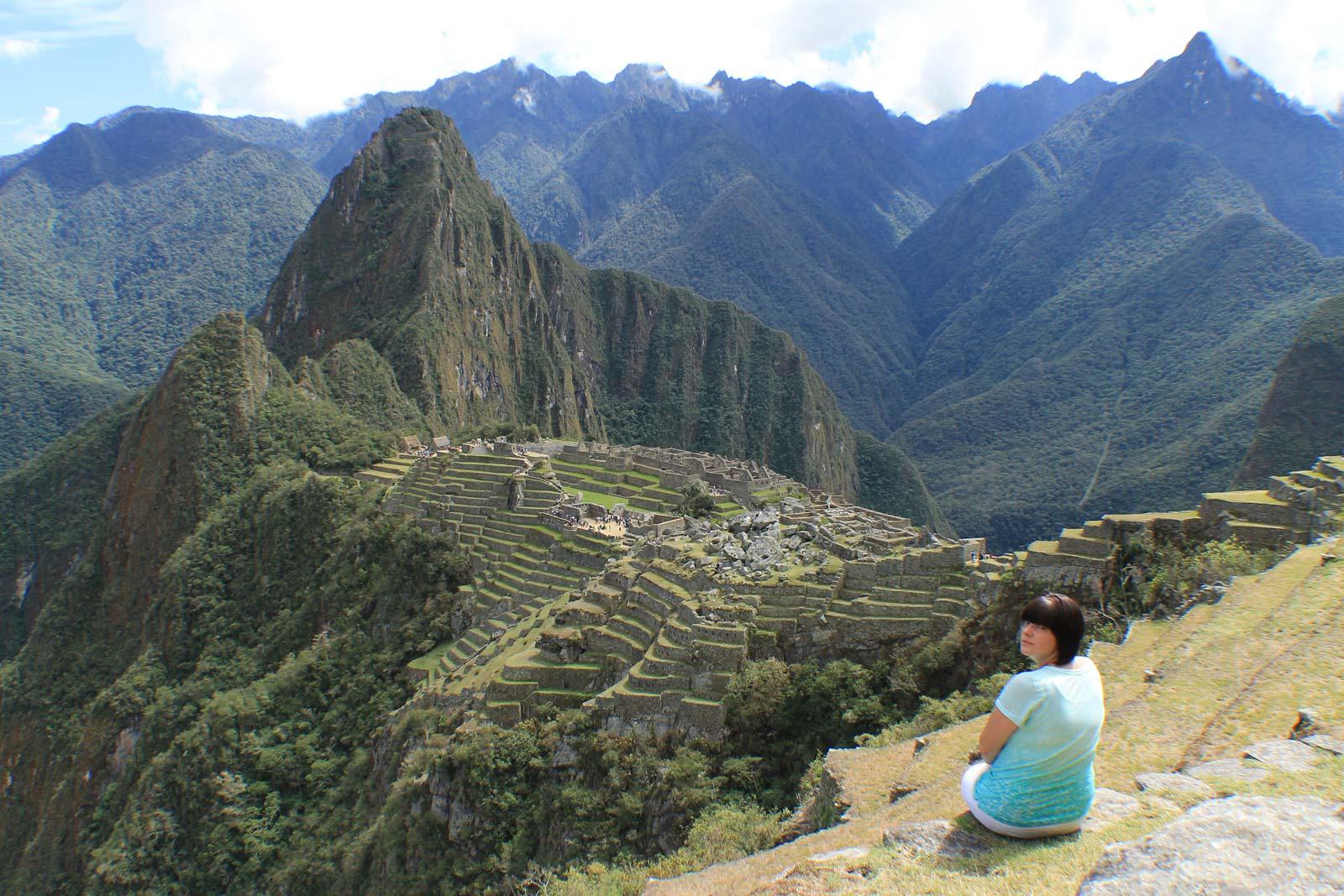 Für Sie unterwegs in Peru - Denise Groß