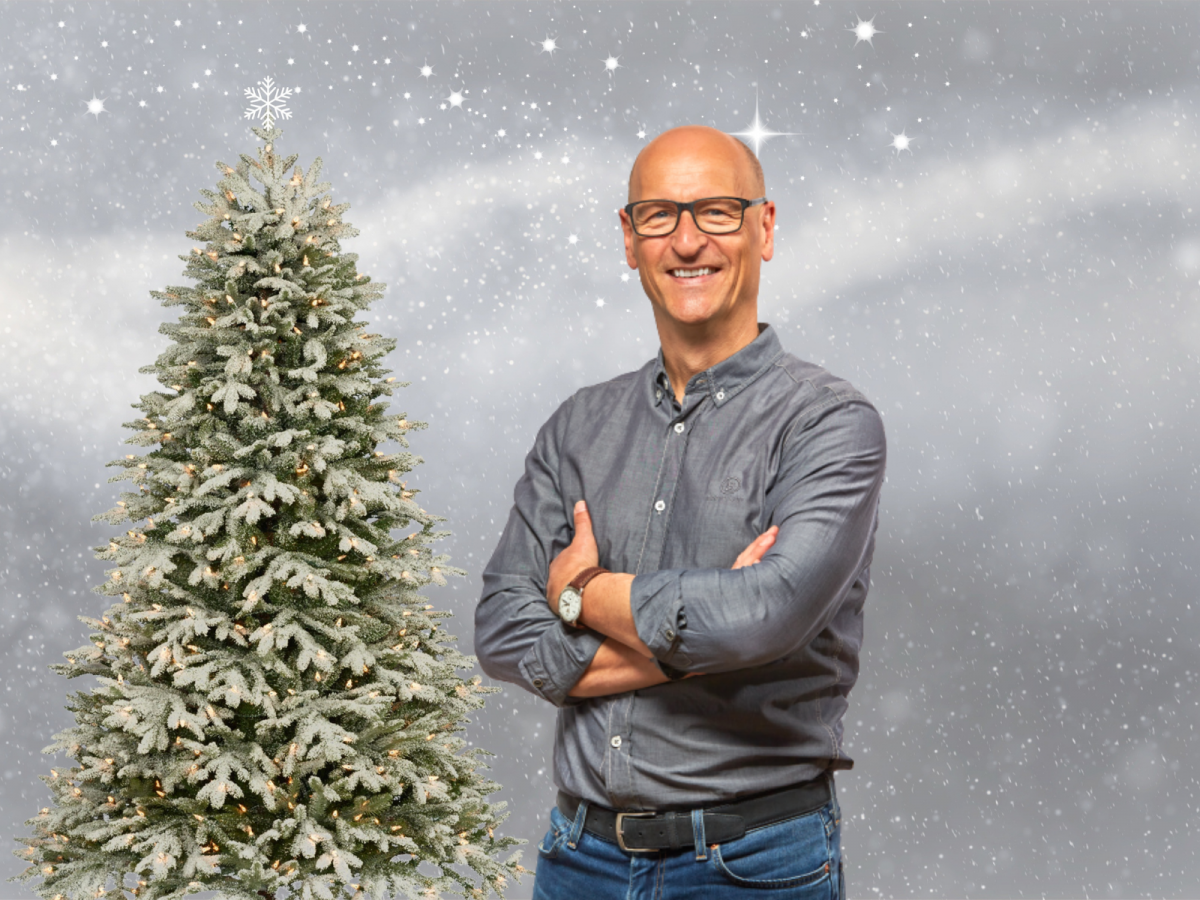 Jahresrückblick und Weihnachtsgrüße vom Chef