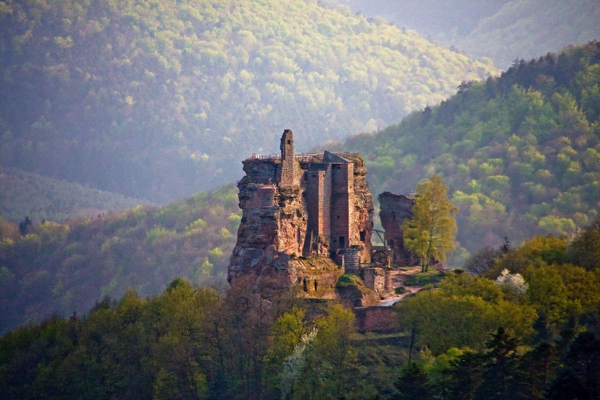 Schloss Fleckenstein--®Michael Paulick