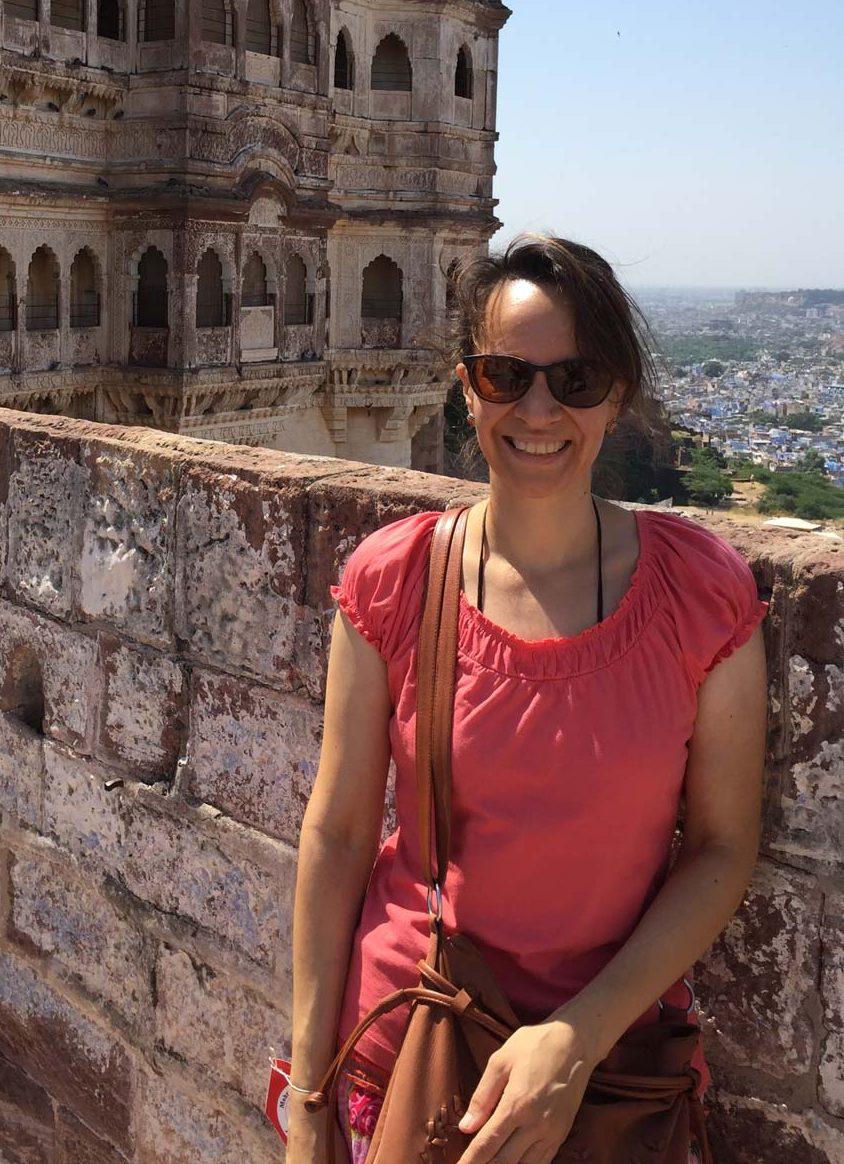 Für Sie unterwegs in Indien - Antje Schubert