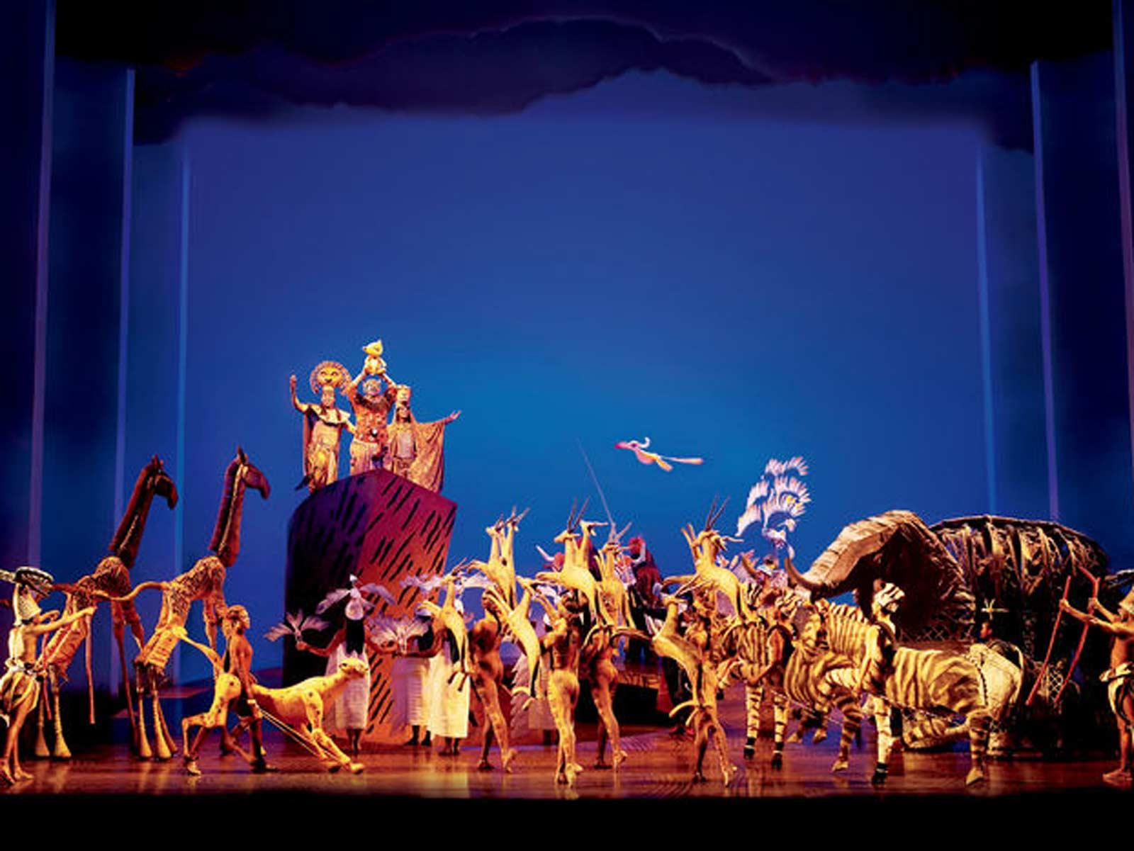 Der ewige Kreis | © Stage Entertainment