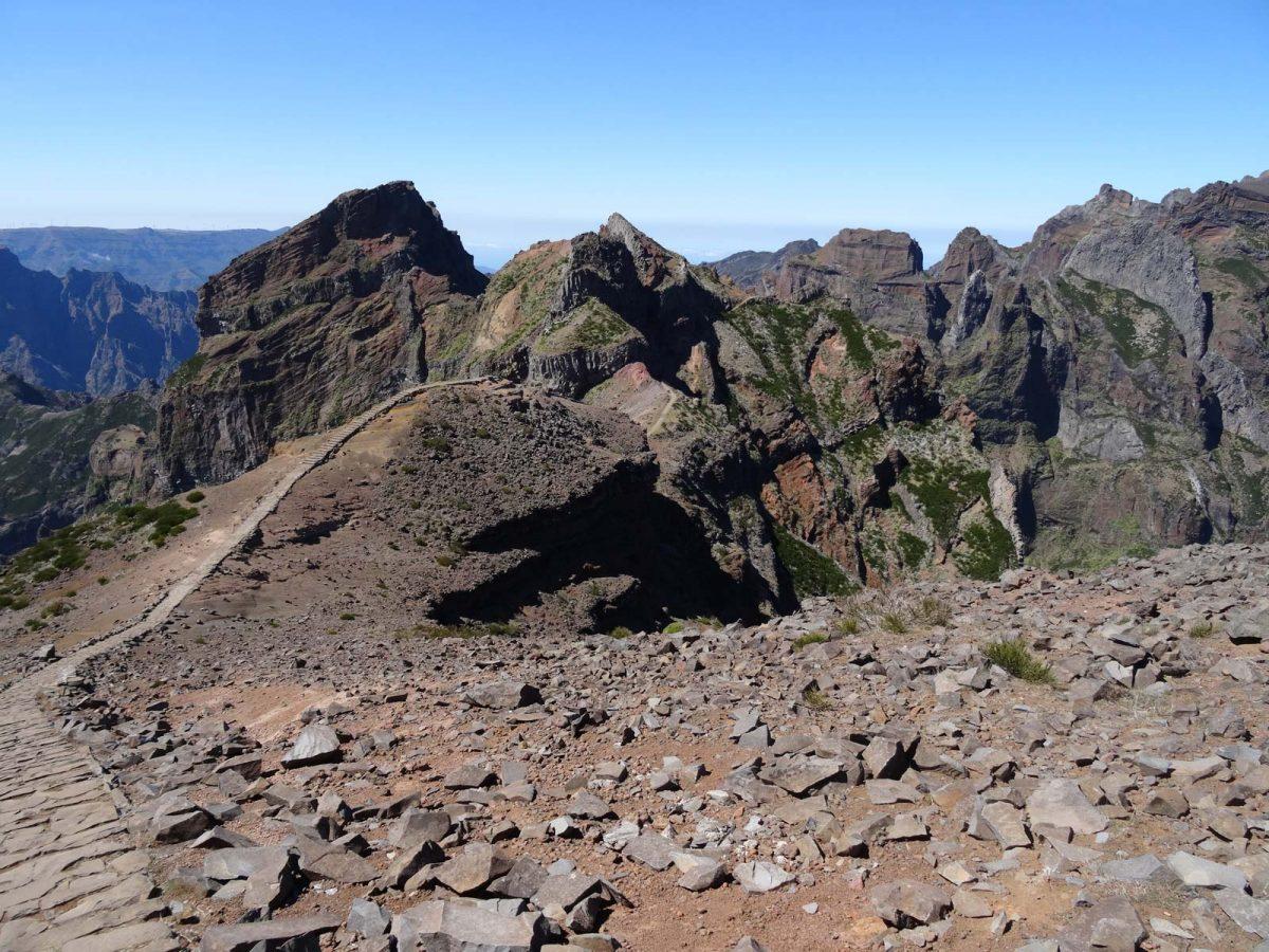 Wanderwege auf Madeira