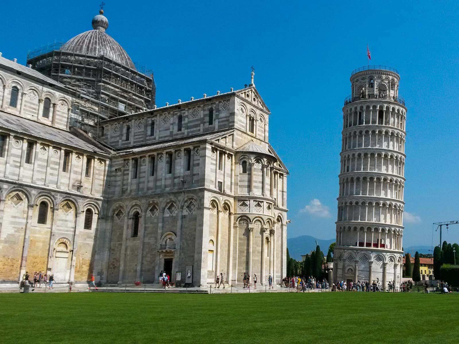Pisa schiefer Turm