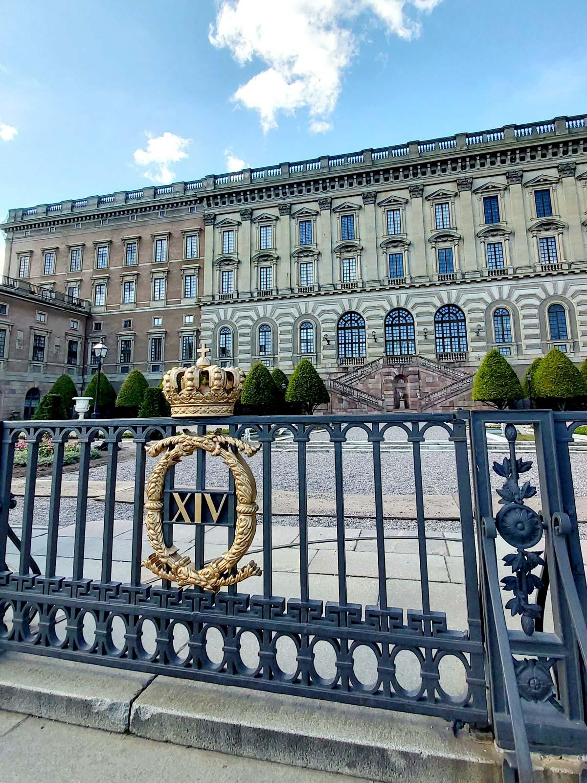 Stockholmer Königsschloss