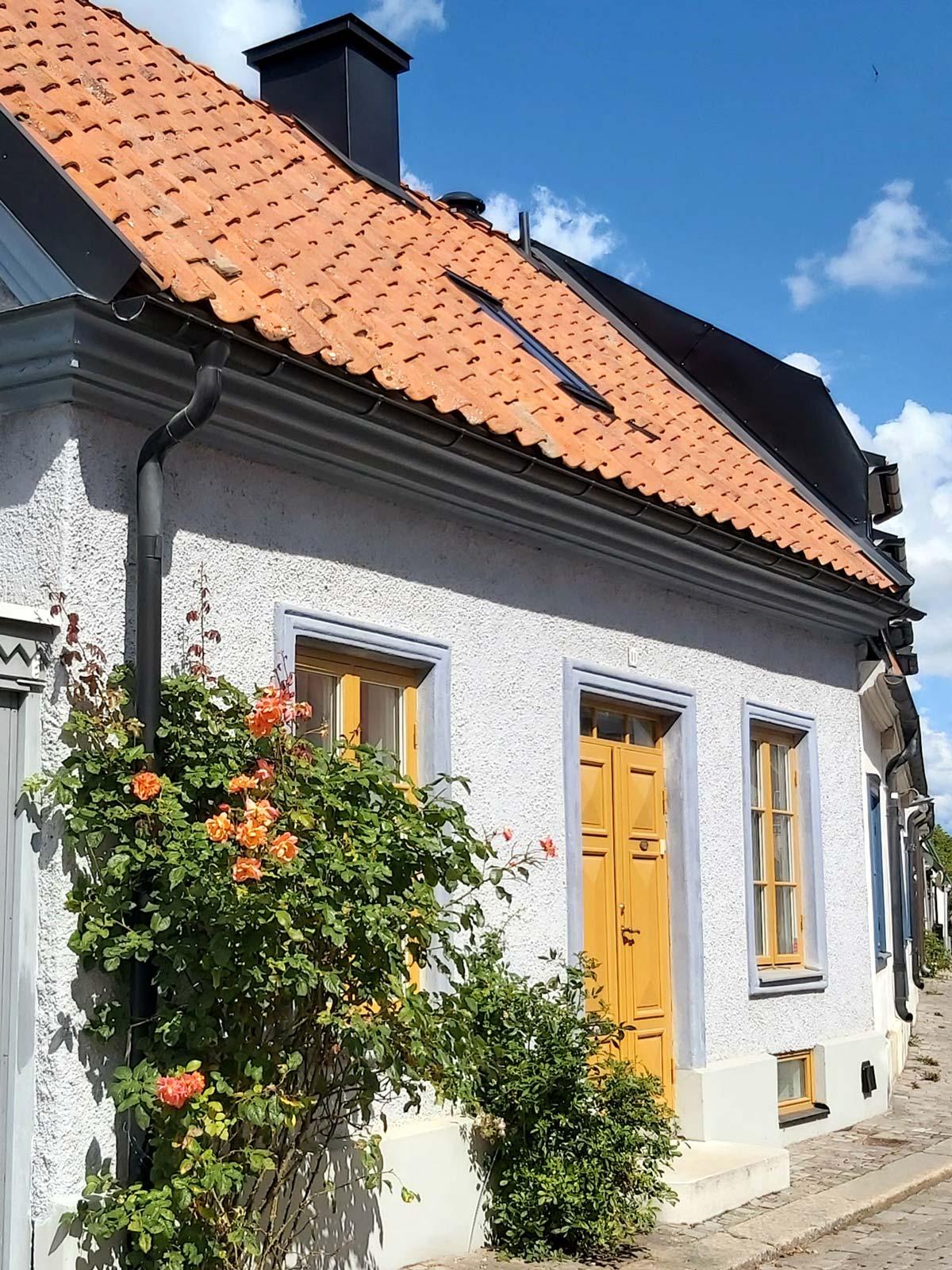 Visby Altstadt