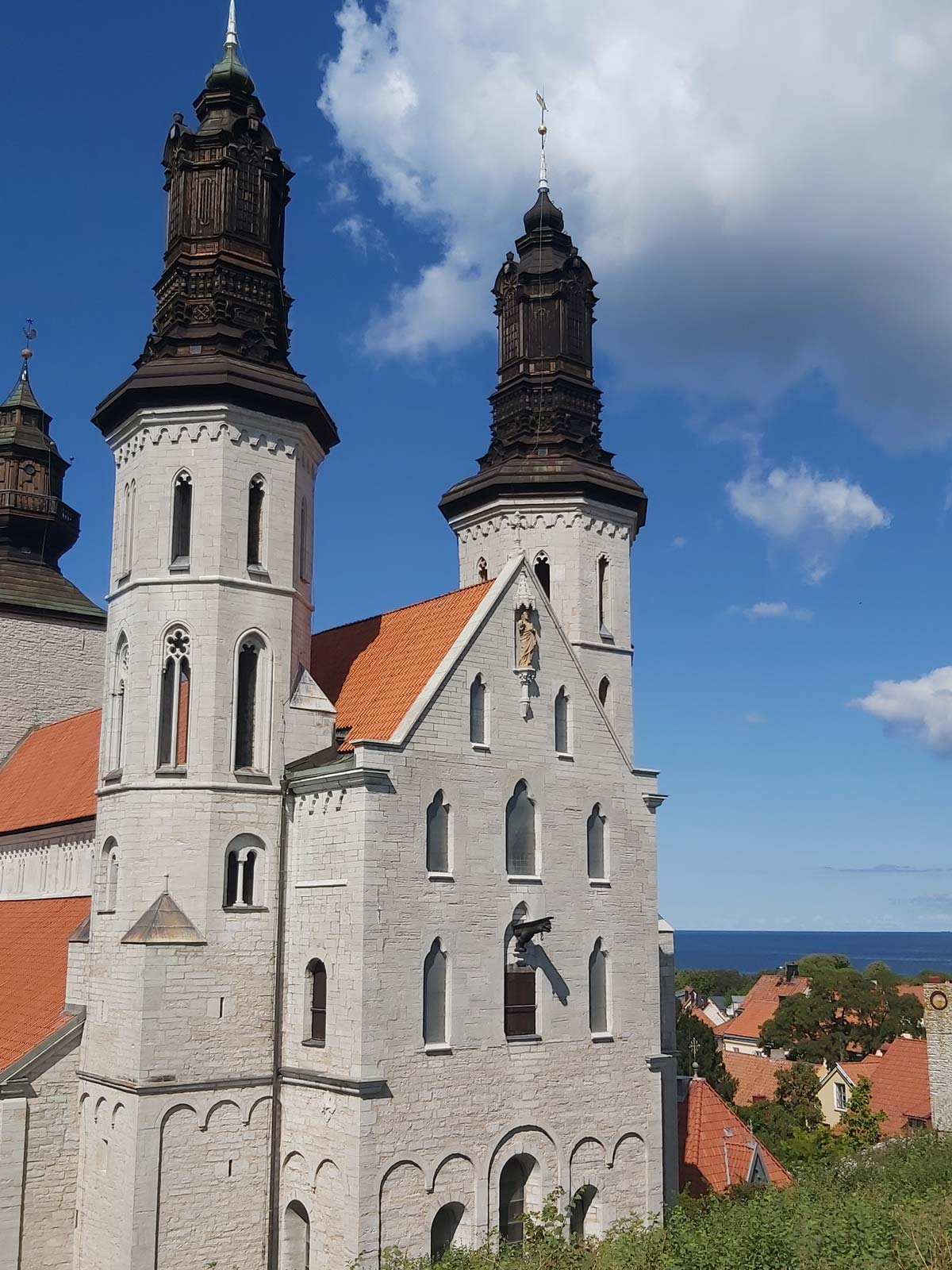 Visby Domkirche