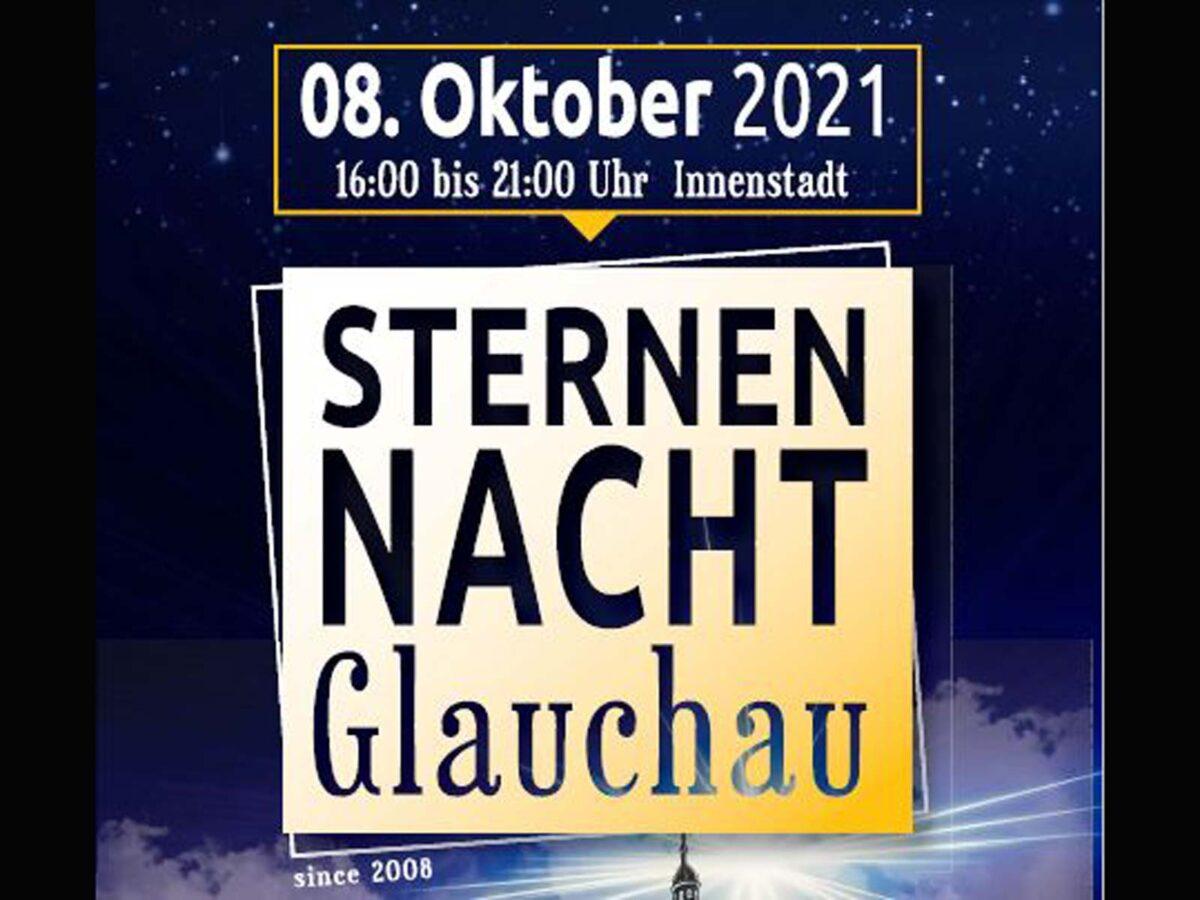 Sternennacht Glauchau